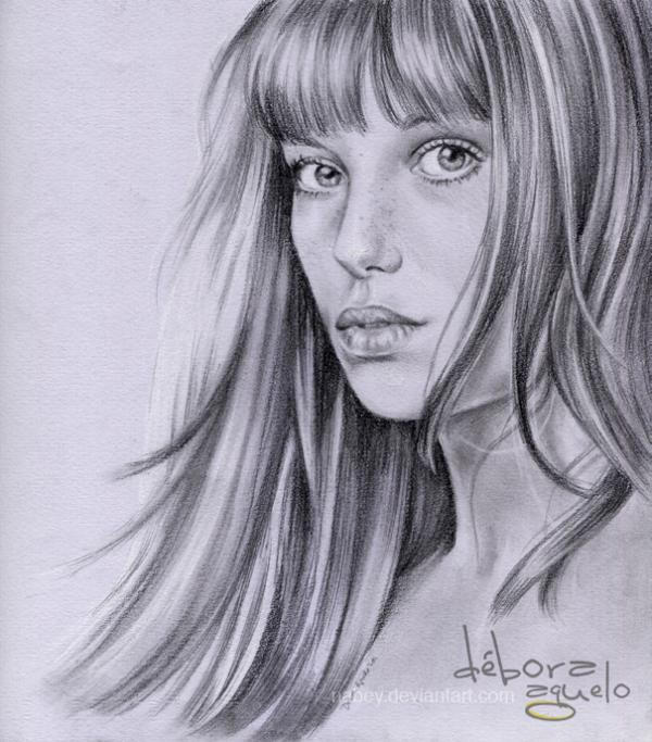 Jane Birkin by Nabooru